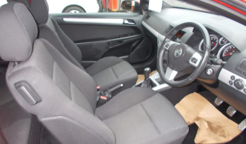 Vauxhall/Opel Astra 1.6i 16v Sport Hatch 2006.5MY SXi, 3DR, H/B, RED, VERY CLEAN EXAMPLE full