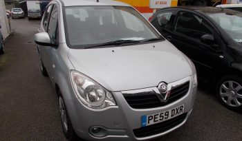 Vauxhall/Opel Agila 1.3CDTi 16v ecoFLEX 2010MY Club, 5DR, H/B, SILVER MET, LOW MILES, £30 ROAD TAX full