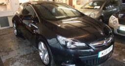 Vauxhall/Opel Astra GTC 1.6i 16v Turbo 2012MY SRi, 3DR, H/B, BLACK MET, LOW MILES, VERY CLEAN EXAMPLE