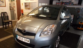 Toyota Yaris 1.33 ( 99bhp ) MMT 2009MY TR, 5DR, H/B, GREY MET, LOW MILES, AUTO, VERY CLEAN EXAMPLE, £30 ROAD TAX full