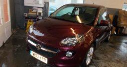 Vauxhall/Opel ADAM 1.4 VVT 16v ( 87ps ) JAM, 3DR, H/B, PURPLE MET, LOW MILES, VERY CLEAN EXAMPLE