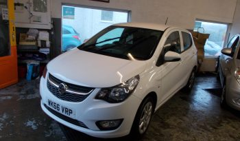 Vauxhall/Opel Viva 1.0i ( 75ps ) 2017MY SE, 5DR, H/B, WHITE, 14000 MILES ONLY, £20 ROAD TAX, VERY CLEAN EXAMPLE full