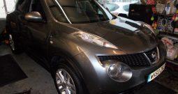 Nissan Juke 1.6 16v Acenta Sport, 5DR, H/B, GREY MET, LOW MILES, VERY CLEAN EXAMPLE