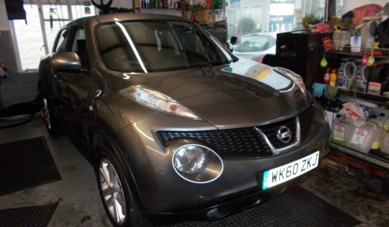 Nissan Juke 1.6 16v Acenta Sport, 5DR, H/B, GREY MET, LOW MILES, VERY CLEAN EXAMPLE full