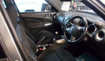 Nissan Juke 1.6 16v Acenta Sport, 5DR, H/B, GREY MET, LOW MILES, VERY CLEAN EXAMPLE full