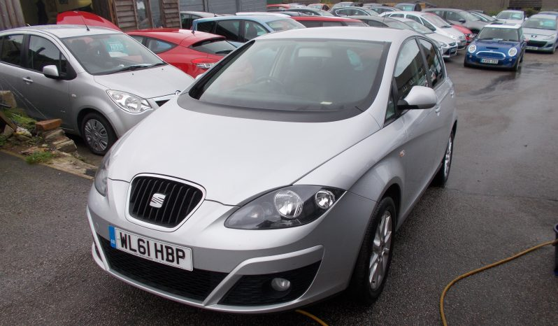 Seat Altea 1.6TDI CR ( 105ps ) Ecomotive 2012MY SE, 5DR, H/B, SILVER MET, £30 ROAD TAX, VERY CLEAN EXAMPLE full