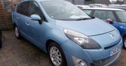 Renault Grand Scenic 1.5dCi ( 106bhp ) Privilege Tom Tom, 5DR, H/B, BLUE MET, HALF LEATHER, VERY CLEAN EXAMPLE