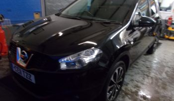 Nissan Qashqai 1.5dCi 2WD N-TEC, 5DR, H/B, BLACK MET, LOW MILES, VERY CLEAN EXAMPLE full