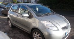 Toyota Yaris 1.33 TR, 5DR, H/B, GREY MET, 55000 MILES ONLY, £30 ROAD TAX, VERY CLEAN EXAMPLE