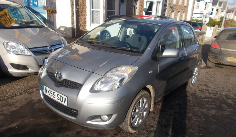Toyota Yaris 1.33 TR, 5DR, H/B, GREY MET, 55000 MILES ONLY, £30 ROAD TAX, VERY CLEAN EXAMPLE full