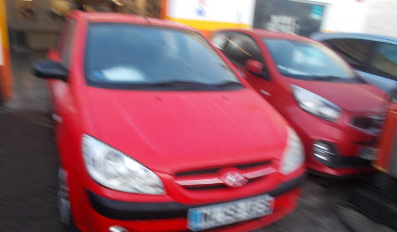 Hyundai Getz 1.4 CDX, 5DR, H/B, RED, 33000 MILES ONLY, VERY CLEAN EXAMPLE full