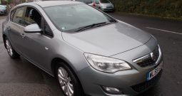 Vauxhall/Opel Astra 1.6 ( 113bhp ) 2010MY Exclusiv, 5DR, H/B, SILVER MET, LOW MILES, CORNISH, VERY CLEAN EXAMPLE