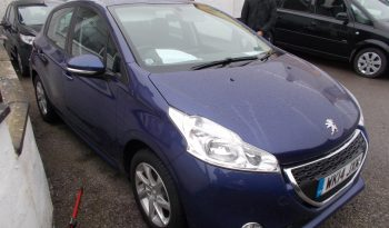 Peugeot 208 1.2 VTi ( 82bhp ) 2014MY Active, 5DR, H/B, BLUE MET, 48000 MILES ONLY, CORNISH, VERY CLEAN EXAMPLE full