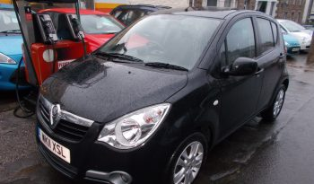 Vauxhall/Opel Agila 1.2 2011MY SE, 5DR, H/B, BLACK MET, 38000 MILES ONLY, £30 ROAD TAX, VERY CLEAN EXAMPLE full