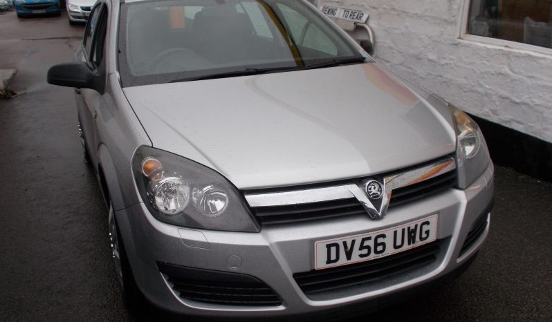 Vauxhall/Opel Astra 1.4i 16v ( a/c ) 2006.5MY Life, 5DR, H/B, SILVER MET, VERY CLEAN EXAMPLE full