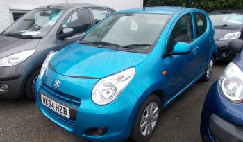 SUZUKI ALTO SZ4 1.0, 5DR, H/B, BLUE MET, 35000 MILES ONLY, £0 ROAD TAX, VERY CLEAN EXAMPLE full