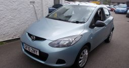 MAZDA 2 1.3 TS, 5DR, H/B, ICE BLUE MET, VERY CLEAN EXAMPLE