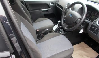 FORD FUSION 1.4 ZETEC CLIMATE, 5DR, H/B, BLACK MET, 42000 MILES ONLY, VERY C;LEAN EXAMPLE full