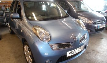 NISSAN MICRA 1.2 N-TEC, 5DR, H/B, BLUE MET, LOW MILES, CORNISH, VERY CLEAN EXAMPLE full