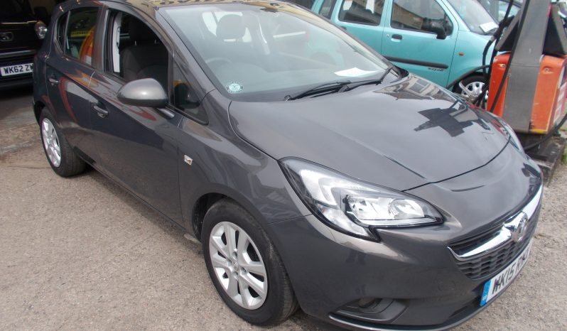 VAUXHALL CORSA 1.2 DESIGN, 5DR, H/B, GREY MET, 28000 MILES ONLY, VERY CLEAN EXAMPLE full