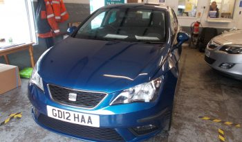 SEAT IBIZA 1.2 TSI AUTO SE, 5DR, H/B, BLUE MET, 22000 MILES ONLY, VERY CLEAN EXAMPLE full