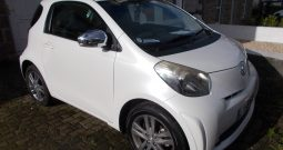 TOYOTA IQ 1.3, 2DR, H/B, WHITE, £30 ROAD TAX, VERY CLEAN EXAMPLE