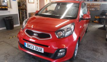 KIA PICANTO 1.0 CITY, 3DR, H/B, RED MET, LOW MILES, £0 ROAD TAX full