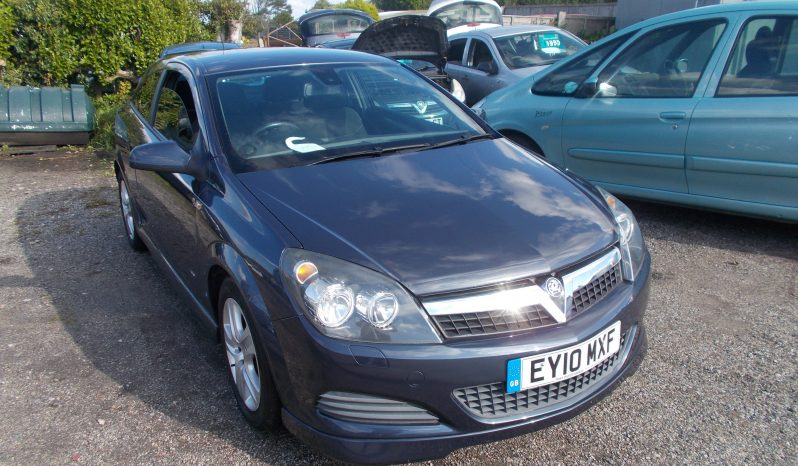 Vauxhall/Opel Astra 1.4i 16v Sport 2010MY Active, 3DR, H/B, GREY MET, LOW MILES, VERY CLEAN EXAMPLE full
