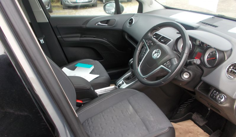 Vauxhall/Opel Meriva 1.4i 16v ( 120ps ) Auto 2014.5MY SE, 5DR, MPV, BRONZE MET, 46000 MILES ONLY, CORNISH full