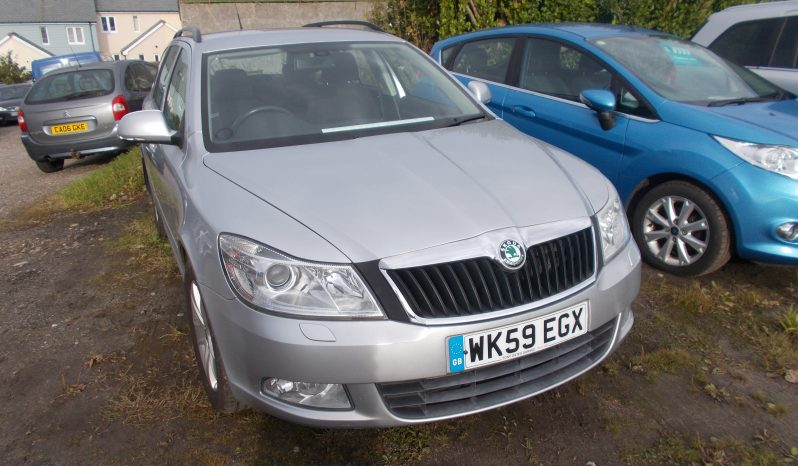 Skoda Octavia 1.4 TSI ( 122bhp ) DSG Elegance, 5DR, ESTATE, 49000 MILES ONLY, VERY CLEAN EXAMPLE full