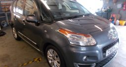 CITROEN C3 PICASSO 1.6 HDI EXCLUSIVE, 5DR, H/B, GREY MET, 43000 MILES ONLY, £30 ROAD TAX