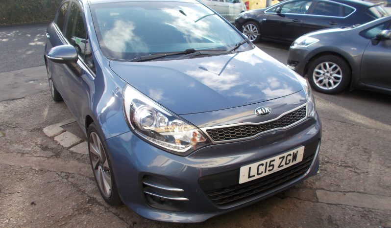 KIA RIO 1.4 CRDI 3, 5DR, H/B, £0 ROAD TAX, 49000 MILES ONLY, VERY CLEAN EXAMPLE full