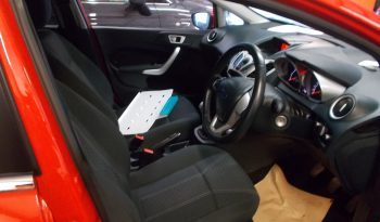 FORD FIESTA 1.4 ZETEC 5DR, H/B, RED, LOW MILES, VERY CLEAN EXAMPLE full