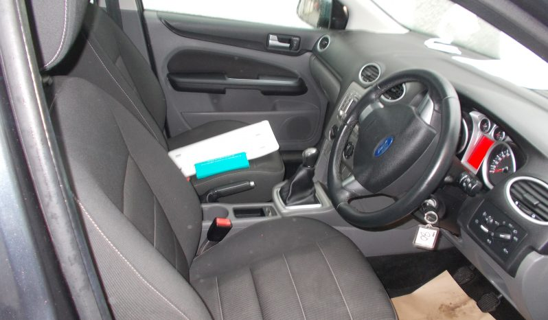 FORD FOCUS 1.6 SPORT, 5DR, H/B, GREY MET, LOW MILES, VERY CLEAN EXAMPLE full