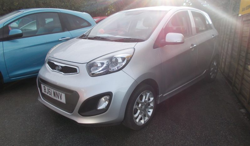 KIA PICANTO 3 1.2, 5DR, H/B SILVER MET, 32000 MILES ONLY, £20 ROAD TAX full