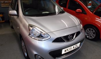NISSAN MICRA 1.2 ACENTA, 5DR, H/B, SILVER MET, £30 ROAD TAX, 36000 MILES ONLY, VERY CLEAN EXAMPLE full