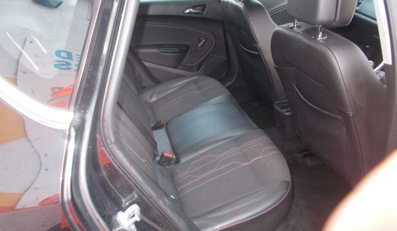 VAUXHALL ASTRA 1.4 TURBO LIMITED EDITION, 5DR, H/B, BLACK MET, LOW MILES, HALF LEATHER, VERY CLEAN EXAMPLE full