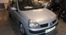 RENAULT CLIO 1.5 DCI DYNAMIQUE, 3DR, H/B, £30 ROAD TAX, 50000 MILES ONLY, VERY CLEAN EXAMPLE