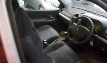 RENAULT CLIO 1.5 DCI DYNAMIQUE, 3DR, H/B, £30 ROAD TAX, 50000 MILES ONLY, VERY CLEAN EXAMPLE full