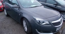 VAUXHALL INSIGNIA SRI 2.0 CDTI ECOFLEX, 5DR, H/B, £30 ROAD TAX, VERY CLEAN EXAMPLE