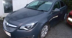 VAUXHALL INSIGNIA 2.0 CDTI SRI, ECOFLEX, GREY MET, 5DR, H/B, £30 ROAD TAX, VERY CLEAN EXAMPLE