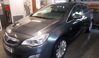 VAUXHALL ASTRA 1.3 CDTI SE, 5DR, H/B, £20 ROAD TAX, VERY CLEAN EXAMPLE full