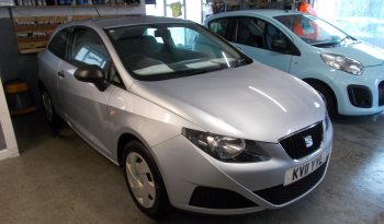 SEAT IBIZA 1.2 TDI CR S, 3DR, H/B, SILVER MET, 63000 MILES ONLY, £20 ROAD TAX full