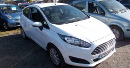 FORD FIESTA 1.25 STYLE, 3DR, H/B, WHITE, 44000 MILES ONLY, £30 ROAD TAX, VERY CLEAN EXAMPLE