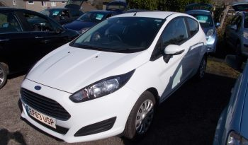 FORD FIESTA 1.25 STYLE, 3DR, H/B, WHITE, 44000 MILES ONLY, £30 ROAD TAX, VERY CLEAN EXAMPLE full