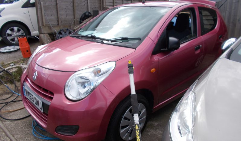 SUZUKI ALTO 1.0 SZ, 5DR, H/B, PINK MET, 47000 MILES ONLY, VERY CLEAN EXAMPLE, £0 ROAD TAX full