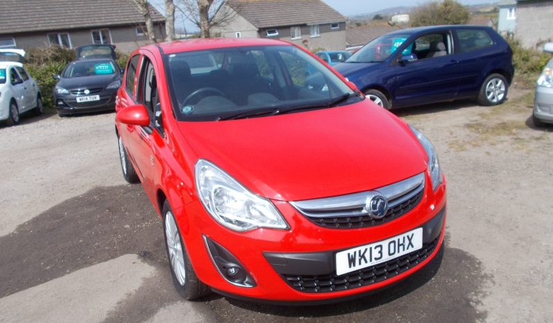 VAUXHALL CORSA 1.2 ENERGY, 5DR, H/B, 31000 MILES ONLY, VERY CLEAN EXAMPLE full
