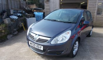 VAUXHALL CORSA 1.3 CDTI ACTIVE, 5DR, H/B, BLUE MET, £30 ROAD TAX, 40000 MILES ONLY, VERY CLEAN EXAMPLE full