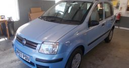 FIAT PANDA 1.3 MULTIJET, 5DR, H/B, BLUE MET, 71000 MILES ONLY, £30 ROAD TAX, VERY CLEAN EXAMPLE