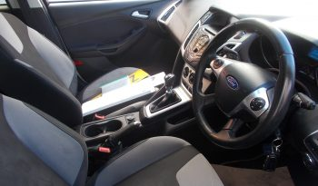 FORD FOCUS 1.0 ECOBOOST, 5DR, H/B, WHITE, LOW MILES, VERY CLEAN EXAMPLE, £30 ROAD TAX full